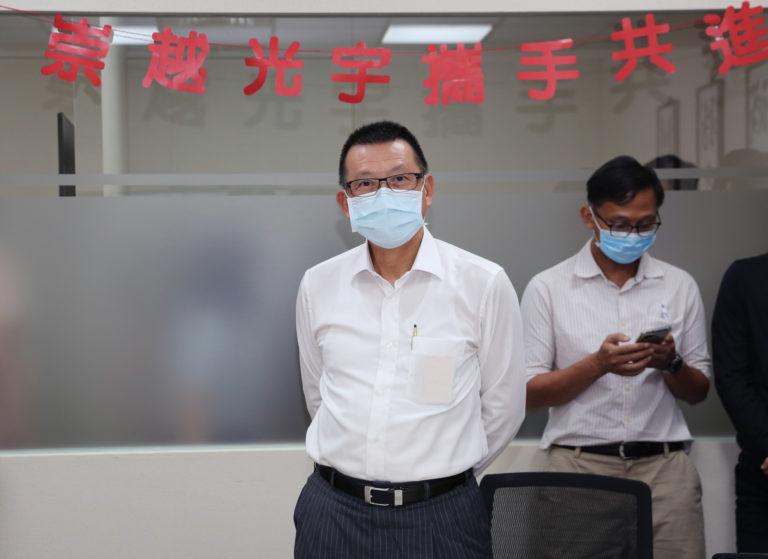 赖杉桂博士新任崇越科技子公司「光宇工程顾问」董事长。